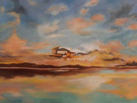 A sunrise - Rochale Wolman