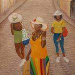 Ladies End Their Meeting - Rachel Wolman