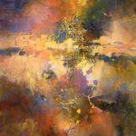 Canyon Sunset Rainbow - Esther Friedman Contemorary Art