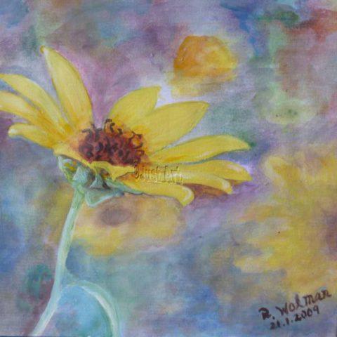 Daisy - Rachel Wolman Art