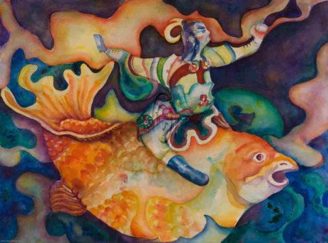 Fantasy - Barbara Nehman Austin, Texas Artist