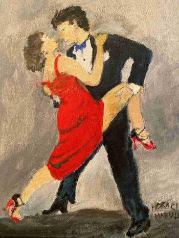 Flamenco Dance - Horacio Marull Art