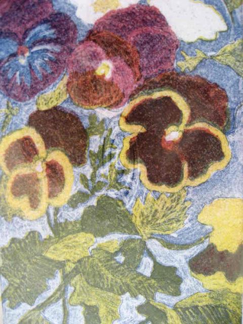 Flowers - Barbara Nehman Austin, Texas Artist
