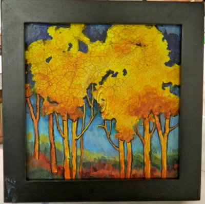 Autumn Leaves - Mary Truelove Art