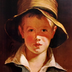 Boy - Mary Truelove Portrait Painting Oil Painting