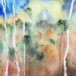 Mystic Trees - Edna Goldstein Art