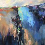 River Falls - Edna Goldstein Art