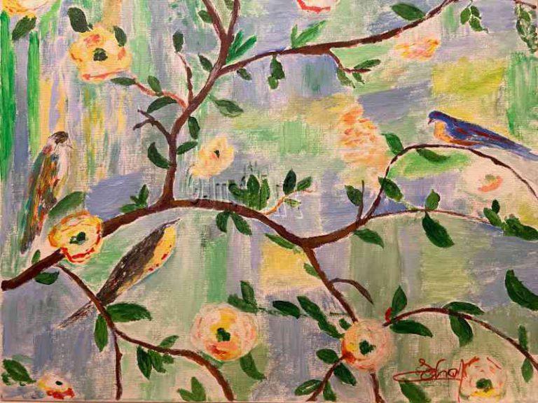 Birds Paradise - Dr Saul Sokol
