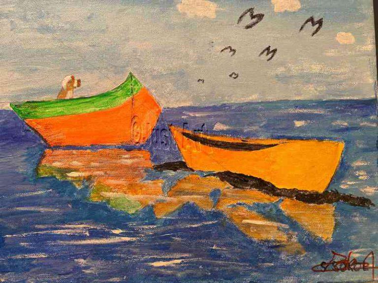 Dream Boats - Dr Saul Sokol