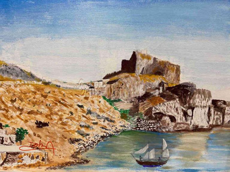 Greece - Dr Saul Sokol