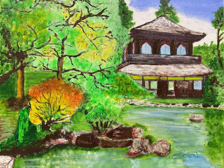House on Lake - Dr Saul Sokol