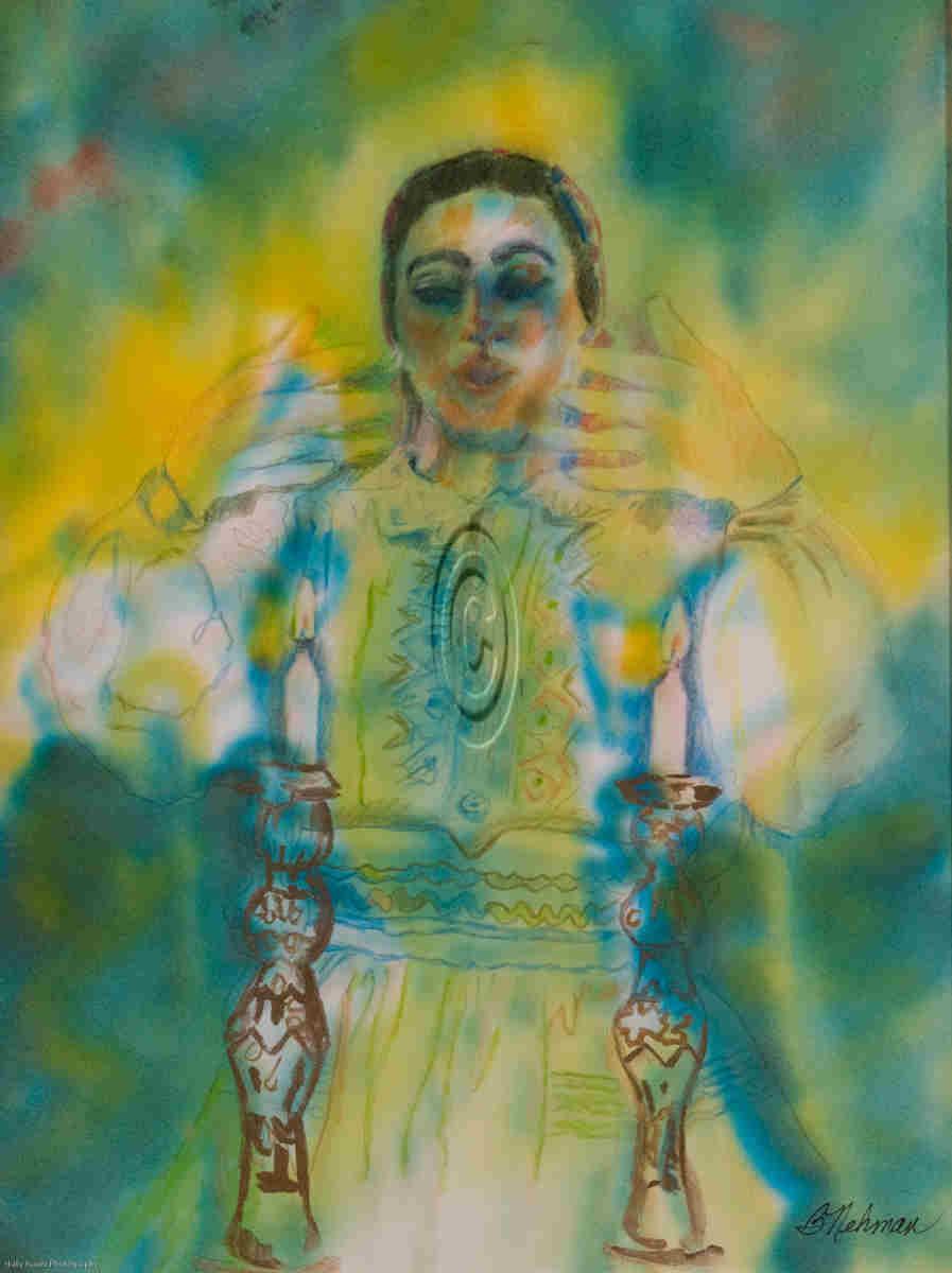 Shabbat - Barbara Nehman