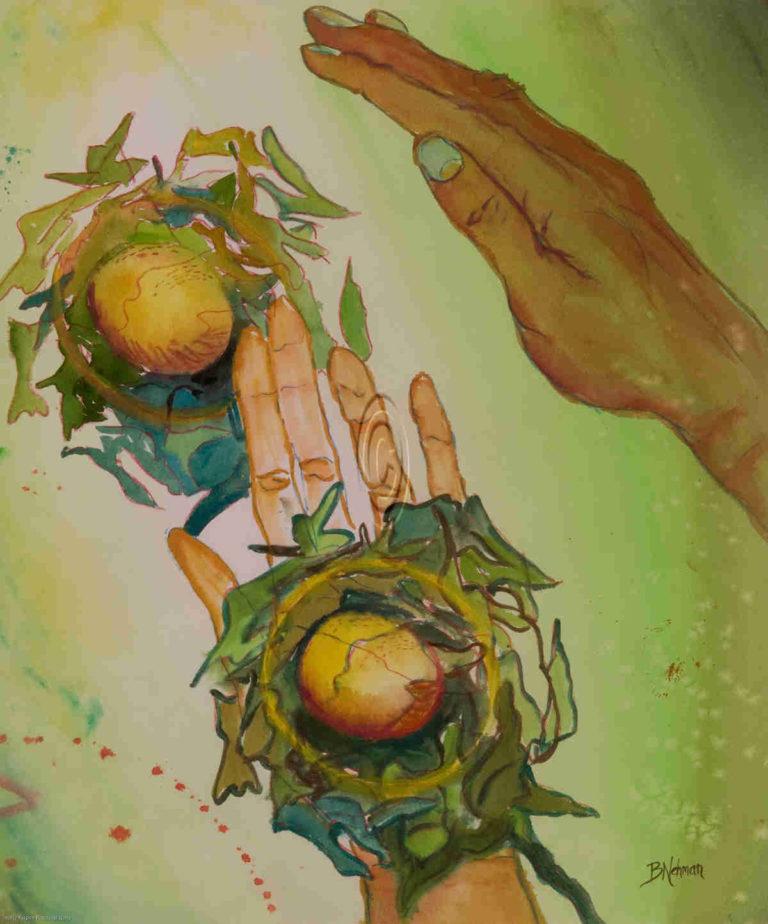 Stewarding the Earth - Barbara Nehman Texas Artist