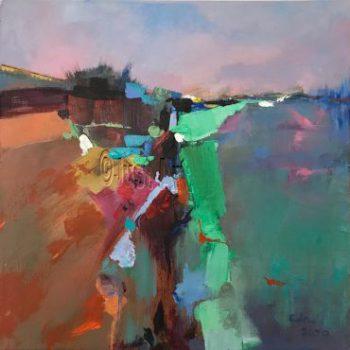VIvid Landscpe - Edna Goldstein