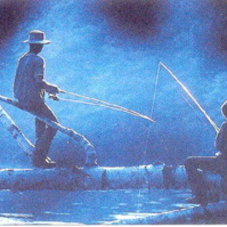 Fishing - Helena Castro